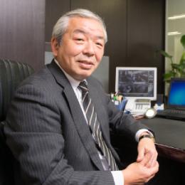 代表取締役社長 矢ヶ崎敏行